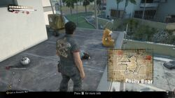 Pushy Bear Blueprints 2