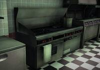 Dead rising bennie stove