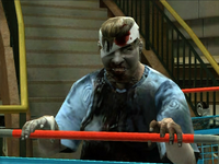 Dead rising zombie cart