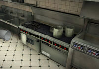 Dead rising dining at davey's stove