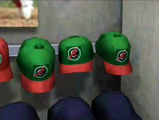 Dead rising homerunners cap dakota