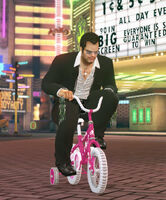 Dead rising tricylce kid's bike with frank off the record (1)