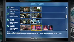 Off the Record - Archivo del Caso 5-2