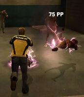 Dead rising Zap N Shine attack