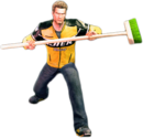 Dead rising push broom alternate