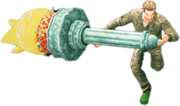 Dead rising liberty torch combo