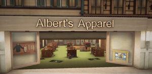 Dead rising Albert's Apparel