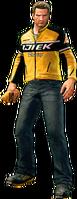 Dead rising mustard holding