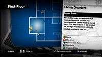 Dead rising nerd glasses map