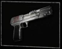 Big D's gun