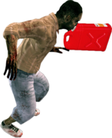 Dead rising gasoline canister zombie