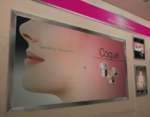 Estelle's Fine-lady Cosmetics PP Sticker