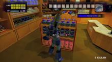 Mega Man X Frank special animation