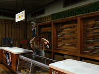 Dead rising cletus drinking wine (2)