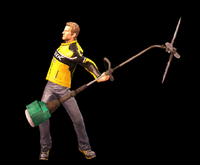 Dead rising weed tendonizer starting