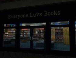 Everyone Luvs Books