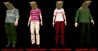Dead rising hangvictim hangman all 4