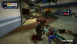 Dead rising queen infected dizy