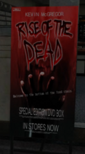 CD Crazy Rise of the Dead Poster
