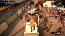 Dead Rising 2 Case Zero traffic jam