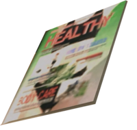 Dead rising health magazine
