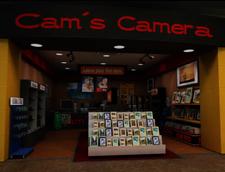 Cam's Camera Interior