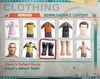 Chuck's locker chuck's default boots