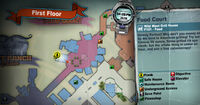 Dead rising 2 Wild West Grill House STOVE map