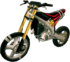 Dead rising Broken Bike