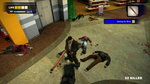 Dead rising sickle zombie cop leg amputated
