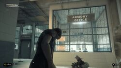 Armory Office Police Department.