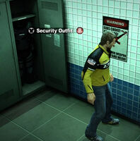 Dead rising security outfit name