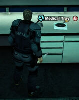 Dead risingMedical Tray name