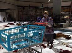 Dead rising shopping cart zombie (5)