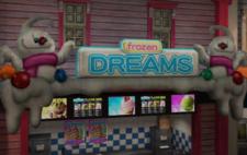 Frozen Dreams Sign