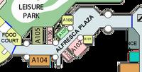 Al Fresca Plaza Map