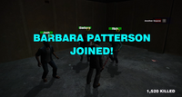 Barbara Joins