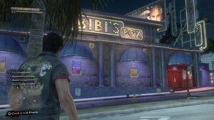Bibi's Box Exterior