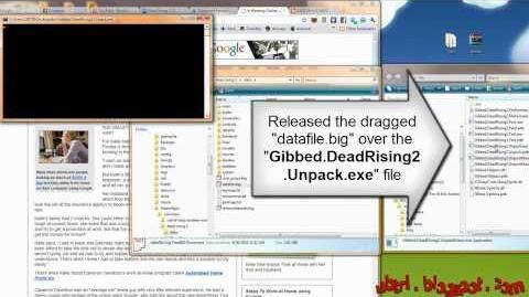 Dead Rising 2 - PC - How to Edit datafile