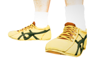 Dead rising Yellow Sneakers 3