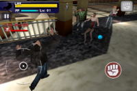 Dead rising mobile bowling ball