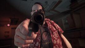 Gary with Gun