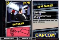 Dead rising 2 combo card Shocker