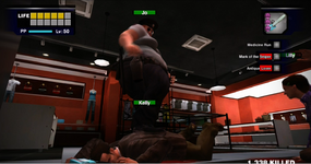 Dead rising above the law jo's moves (5)