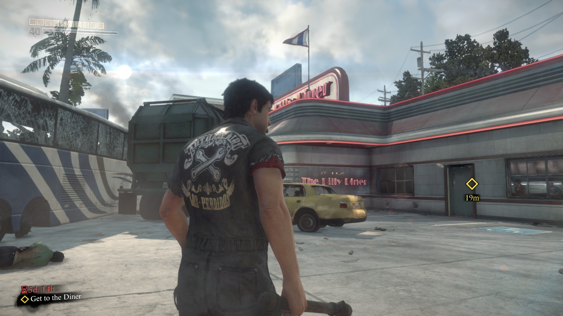 The dilly diner dead rising wiki fandom powered by wikia the dilly diner malvernweather Choice Image