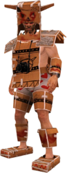 Dead rising Cosplay Warrior Skills Pack