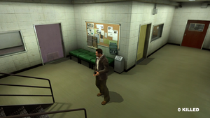 Dead rising secruity room