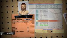 Sharon notebook profile