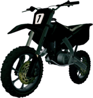 Dead rising Mercenary Bike