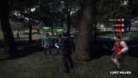 Dead rising the hatchet man hostages escorting 2 leisure together